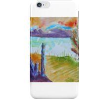Riverbank Rhythm iPhone Case/Skin