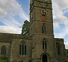 St Mary's, Sturminster Newton by RedHillDigital