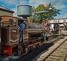 East Lancashire Railway by Steve  Liptrot