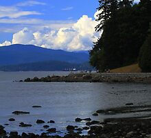 English Bay  by BlueFeather