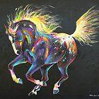 Starfire Pony by louisegreen