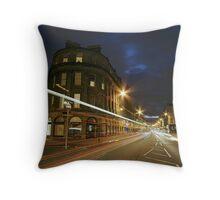 Argyll Street Throw Pillow