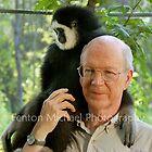Doc & Gibbon outside by Slaughter58