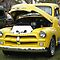 ONLY YELLOW CLASSIC SMALL TRUCKS