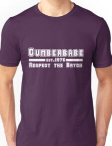Cumberbabe <3 Benedict Cumberbatch Unisex T-Shirt