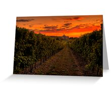Peller Estates Winery Greeting Card