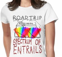 Spectrum of Entrails Womens Fitted T-Shirt
