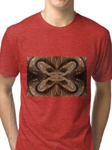 Serpent Dreaming Tri-blend T-Shirt