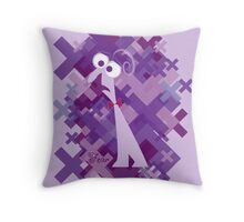 Inside Out - Fear Throw Pillow