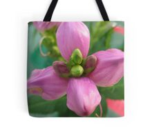 Snapping Turtle Head Tote Bag
