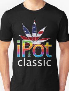 Marijuana T Shirt Ipot classic T-Shirt