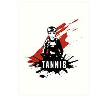 Tannis Art Print