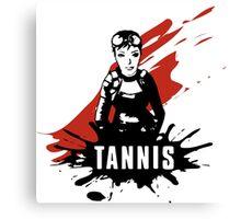 Tannis Canvas Print