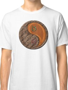 Taurus & Tiger Yang Wood Classic T-Shirt