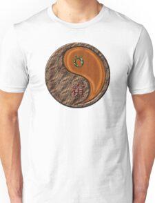 Taurus & Tiger Yang Wood Unisex T-Shirt