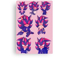 - Galaxy Shadow outfits - Canvas Print