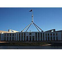 Parliament House  Photographic Print