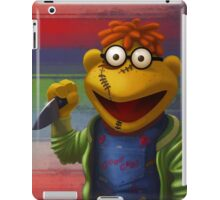Muppet Maniac - Scooter as Chucky iPad Case/Skin