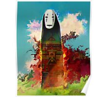 spirited away. no face Poster