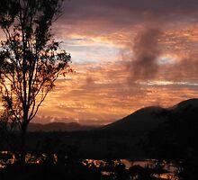 Villeneuve Sunset by ArtbyRJGMIC