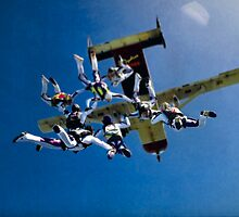 Skydive 3D by Scootarts