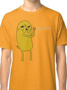 Adventure Jake Pew Pew Classic T-Shirt