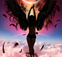 Wake Dark Angel by Daniel  Angeles