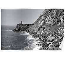 CALIFORNIA COASTLINE No3 Poster