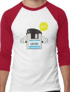Retro Chic. Men's Baseball ¾ T-Shirt