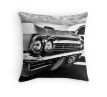 One Fine Grill Throw Pillow