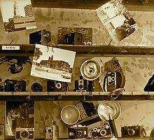 Old Cameras by Caren