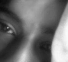 scar eyes  by Mostafa Scar