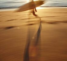 surfer by Jackie Cooper