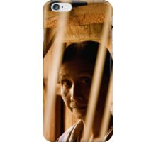 Looming In Burma iPhone Case/Skin