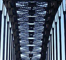 Bridge Vertical Spans by Brian Alexander