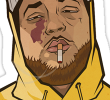 asap yams Sticker