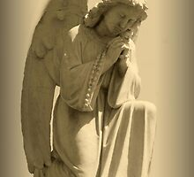 Take Time Angel by Marie Sharp