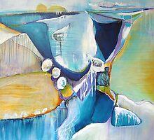 Delta Gulls by Carmen  Cilliers
