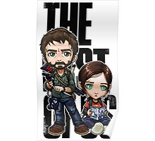 the last of us chibi Poster