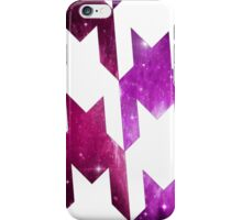 Houndstooth Galaxy iPhone Case/Skin