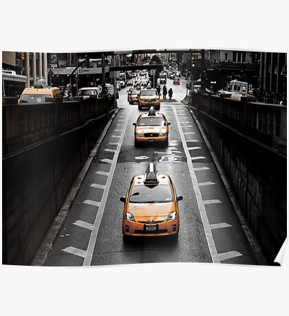 Taxi 8K33 Poster