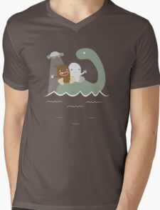 Mythical Creature Party  Mens V-Neck T-Shirt