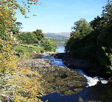 Sheen river by John Quinn