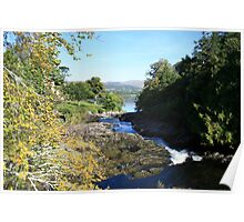 Sheen river Poster