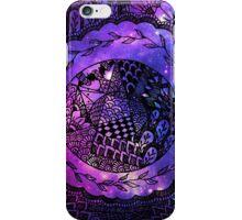 Space Portal iPhone Case/Skin
