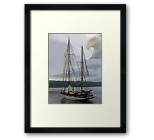Sailor's Spirit Guardian Framed Print