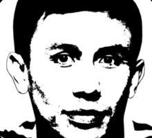 Gennady Golovkin - Starbucks Parody Sticker
