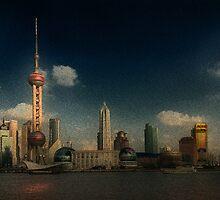 Shanghai by Peter Hammer