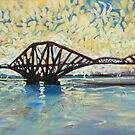 Forth Bridge Dawn by scottnaismith
