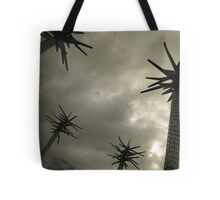 Rising Towers Of Steel Terror Tote Bag